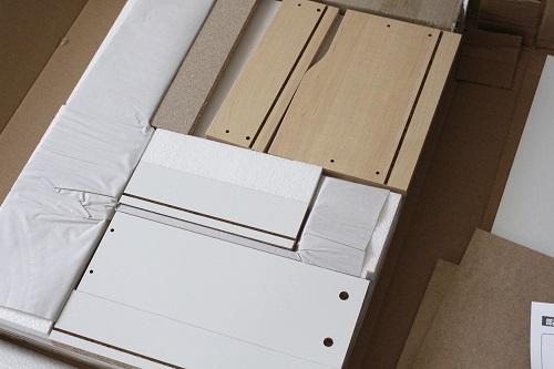 【初めてのDIY】ニトリのコンパクトデスク「シトラス」を購入して組み立てました。