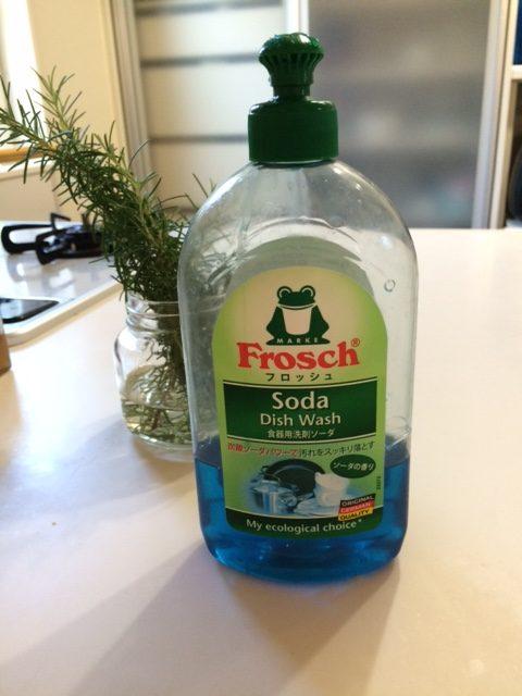 食器用洗剤の使用量って知ってますか?