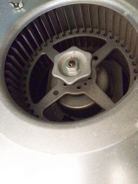 ドラム式換気扇