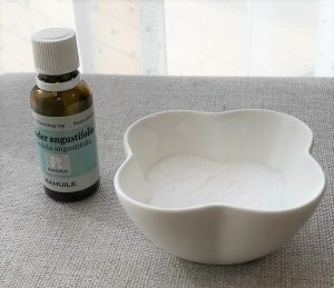 重曹の入浴剤